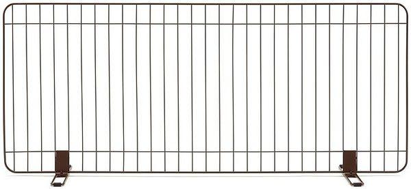 *WANG*2014新品! Richell簡易鐵製門檔120(棕色) ID58551