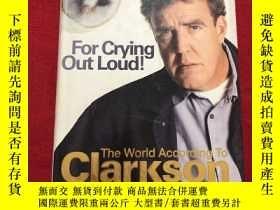 二手書博民逛書店For罕見Crying Out LoudY16761 For Crying Out Loud For Cryi