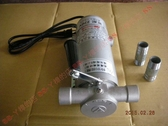 "STS 交流 AC220V 3/4"" 自吸式抽油機.柴油機.抽油馬達.抽水馬達"