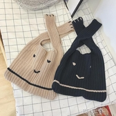 心媽女寶寶針織包包女童配飾秋冬款 町目家