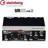::bonJOIE:: 美國進口 升級版 Steinberg UR22 MKII USB 錄音介面 MK2 USB 2.0 Audio/MIDI 錄音盒 錄音卡 YAMAHA