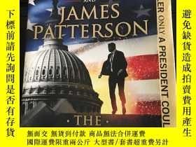 二手書博民逛書店the罕見president is missingY247760