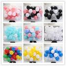 快速出貨-兒童海洋球寶寶塑料球 彩色球室...