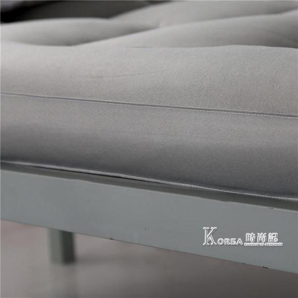 加厚床墊單人大學生宿舍床褥子軟墊0.9m1米1.2寢室上下鋪墊被90cm Korea時尚記