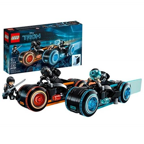 LEGO 樂高 Ideas TRON: Legacy 21314 Construction Toy inspired by Disney's TRON: Legacy movie