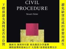 二手書博民逛書店A罕見Practical Approach To Civil P