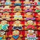 餅乾模  薑餅人系列  彩虹餅乾模 想購了超級小物