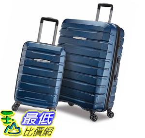 [COSCO代購] W1307188 Samsonite Luggage Set 硬殼行李箱 27+20 含輪尺寸為28+21