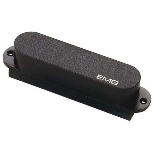 【敦煌樂器】【福利品】EMG S-BK 單線圈拾音器