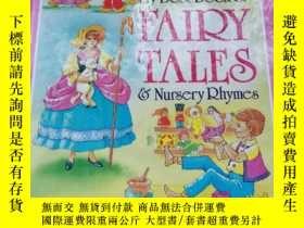 二手書博民逛書店My罕見Best Book Of FAIRY TALES Nursery RhymesY396074