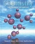 二手書博民逛書店 《Chemistry : the science in context》 R2Y ISBN:0393975312