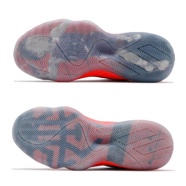 adidas 籃球鞋 D.O.N Issue 1 黑 紫 橘 米歇爾 男鞋 Geek Up 系列【PUMP306】 EH2001