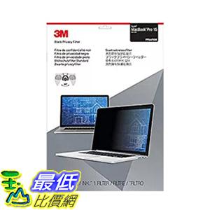 [106美國直購] 3M PFNAP008 螢幕防窺片 Privacy Filter for 15吋 Apple MacBook Pro