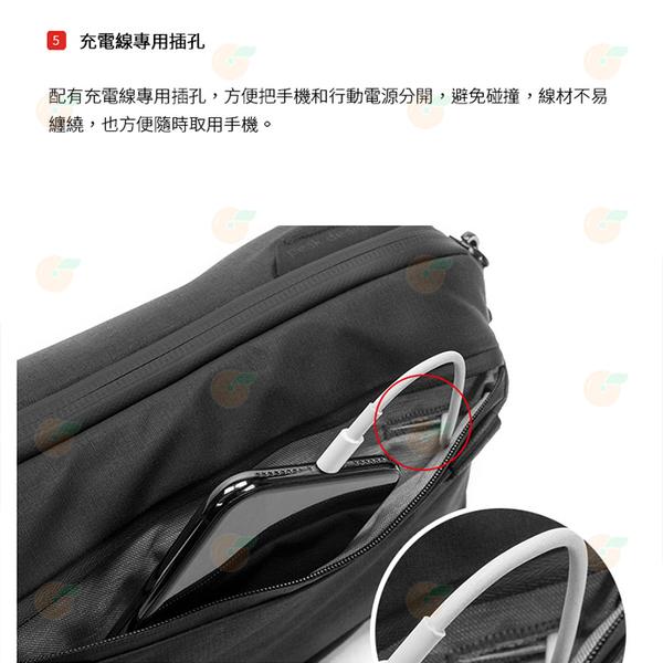 PEAK DESIGN 旅行者21夾層隨行包 公司貨 攝影配件 收納包 工具包 背包 防潑水 多夾層 大容量