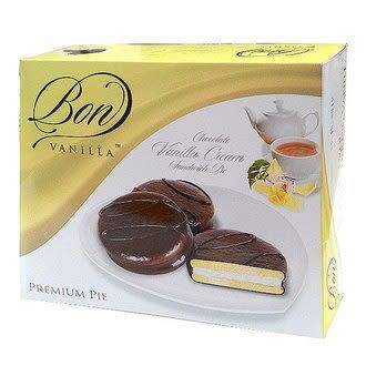 BON 巧克力派(香草風味) 260g (26gx10包)/盒