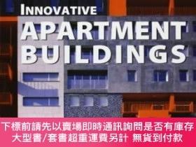二手書博民逛書店Innovative罕見Apartment BuildingsY255174 Charles Broto Li