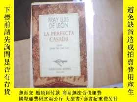 二手書博民逛書店FRAY罕見LUIS DE LEON LA PERFECTA C