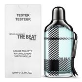 Burberry The Beat Men 節奏男性香水 100ml TESTER【七三七香水精品坊】