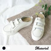 穆勒鞋 魔鬼氈後空懶人鞋 MA女鞋 T0037