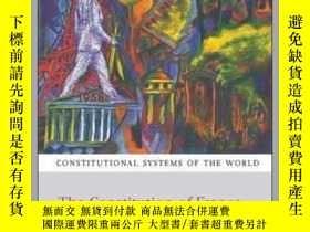 二手書博民逛書店[英文•罕見]《法國憲法:語境的分析》Constitution of France : A Contextual
