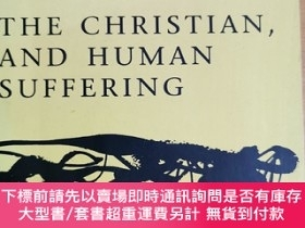 二手書博民逛書店英文原版:God,罕見the hristian,and Human Suffer inY318641 Tran