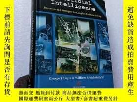 二手書博民逛書店Artificial罕見Intelligence third e
