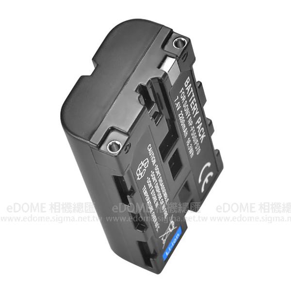 ROWA 樂華 for SONY NP-F550 / F570 唯卓補光燈 副廠鋰電池 7.4V 2200mAh (免運 保固一年)