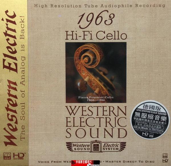 停看聽音響唱片】【CD】HI-Fi Cello