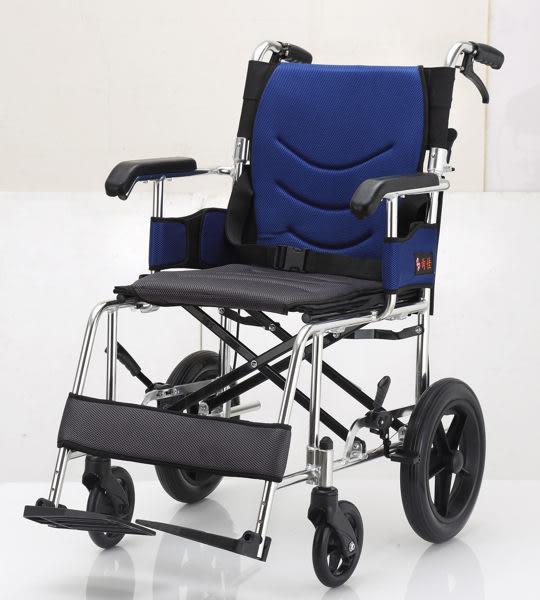 均佳 機械式輪椅 (未滅菌) 鋁合金製 JW-230