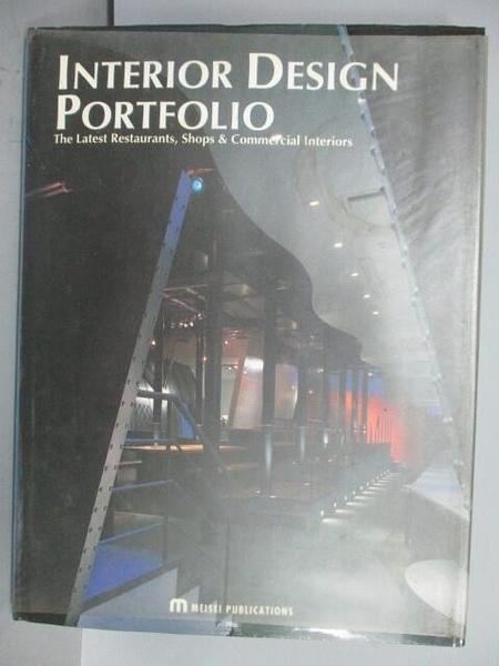 【書寶二手書T3/設計_EPM】Interior Design Portfolio_1991年