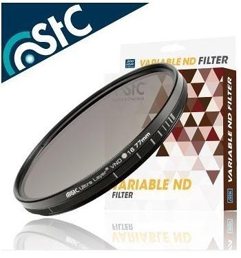 晶豪泰 【STC】Ultra Layer Variable ND16-4096 Filter 77mm 精準可調式減光鏡