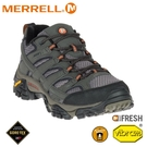 【MERRELL 美國 女 MOAB 2 GORE-TEX 登山鞋《深灰》】ML06038/防水鞋/健行鞋/登山