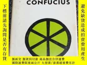 二手書博民逛書店The罕見Wisdom of Confucius Chinese