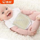 寶寶暖水袋  鑫郝嬰兒熱水袋寶寶脹氣腸絞痛兒童暖肚子暖寶迷你注水小號安全小 珍妮寶貝