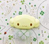【震撼精品百貨】大耳狗_Cinnamoroll~Sanrio 大耳狗喜拿造型磁鐵-布丁大頭#07108
