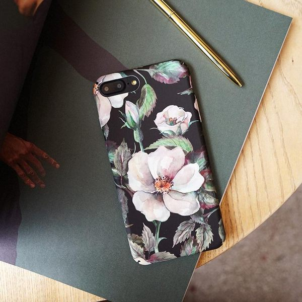 個性創意iPhone8蘋果8x手機殼7plus女款8plus情侶6s潮男6splus套禮物限時八九折