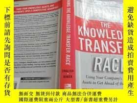 二手書博民逛書店WINNING罕見THE KNOWLEDGE TRANSFER