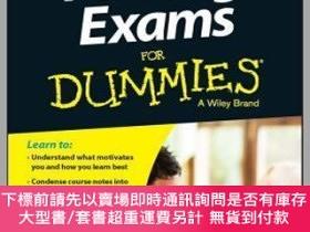 二手書博民逛書店預訂Passing罕見Exams For Dummies, Second EditionY492923 Pat