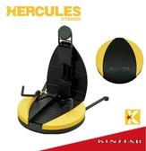 【金聲樂器】全新 HERCULES GS602B 飛碟型 電吉他架 可放吉他袋