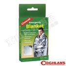 Coghlans 8235 緊急救生毯 鋁箔毯/'隔熱墊/求生毯 登山 露營 禦寒 防雨 防潮溼 緊急救助包