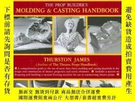 二手書博民逛書店The罕見Prop Builder s Molding & Casting HandbookY255562 T