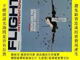 二手書博民逛書店Flight罕見International 2009年1月27日-2月2日 國際航班航空飛行原版學術期刊雜誌Y