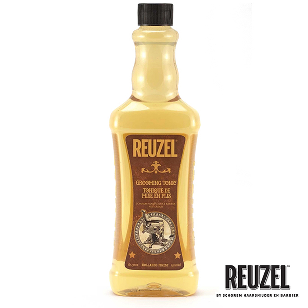 REUZEL Grooming Tonic 保濕強韌打底順髮露 500ml