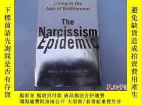 二手書博民逛書店The罕見Narcissism EpidemicY207801
