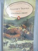 【書寶二手書T9/原文小說_OHB】Gulliver s Travels_Jonathan Swift