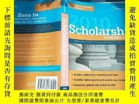 二手書博民逛書店罕見Scholarship HANDBOOK Morethan2