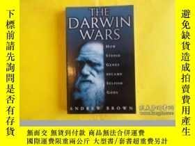 二手書博民逛書店The罕見Darwin Wars: How Stupid Genes became Selfish GodsY