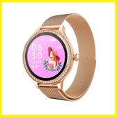 M8運動手環智慧手錶彩屏監測心率血壓計步防水遊泳安卓男女蘋果