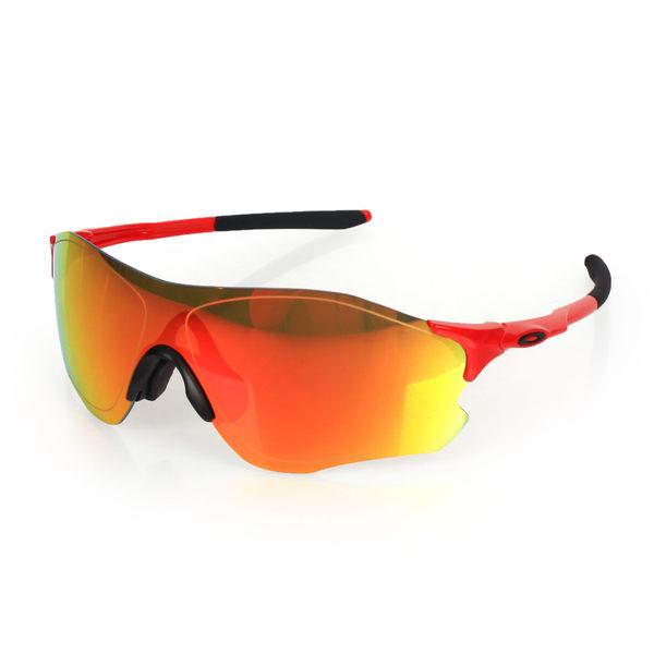 OAKLEY EVZero PATH 道路專用太陽眼鏡 (免運 附硬盒鼻墊 慢跑 單車≡體院≡