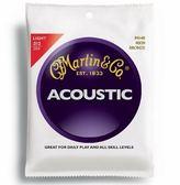 ☆唐尼樂器︵☆ Martin M140 (80/20 Bronze) 0.12-0.54 比 M170 聲音厚實的木吉他/民謠吉他弦